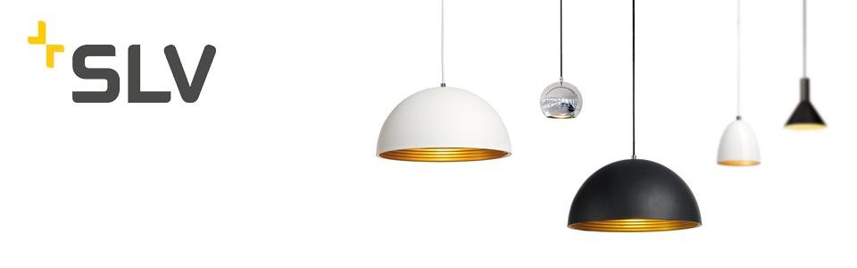 slv lampen leuchten kaufen. Black Bedroom Furniture Sets. Home Design Ideas