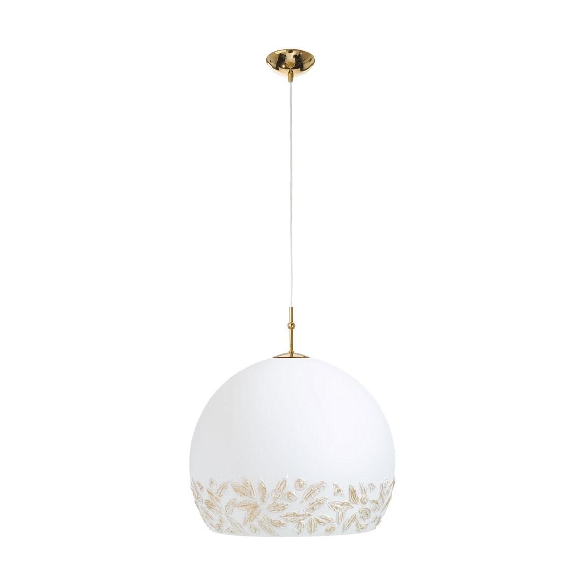 kolarz-pendelleuchte-luna-pl-gold-wei-glas-metall-0392-31xl-3-li-wa, 1092.00 EUR @ leuchtenzentrale-de