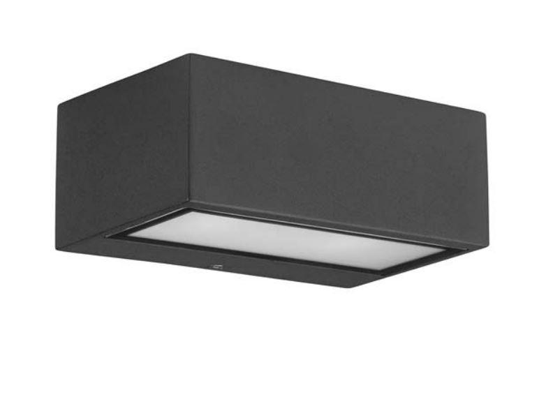 LEDS-C4 Downlight Nemesis Halogen, Anthrazit, Aluminium/Glas, Bew bei LeuchtenZentrale.de