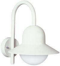 Albert Laterne Venytanion II, Weiß, Aluminium/Glas/Opalglas, 680662