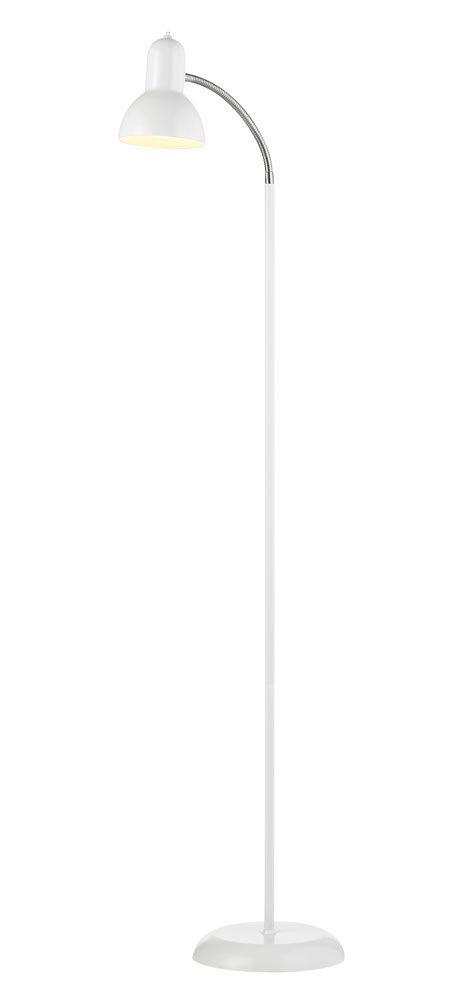 Markslöjd Leseleuchte Tingsryd, Weiß, Metall, 104343 | Lampen > Tischleuchten > Leseleuchten | Weiß | Metall
