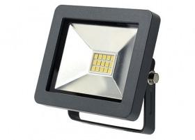 Ledino Außenwandstrahler LED-Strahler Bilk 10 10W, 11110104001025 | Lampen > Aussenlampen > Wandleuchten | Anthrazit