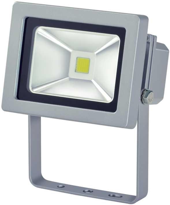 Brennenstuhl Außenwandstrahler Chip-LED-Leuchte L CN 110 V2 IP65 10W 750lm EEK A+, 1171250121