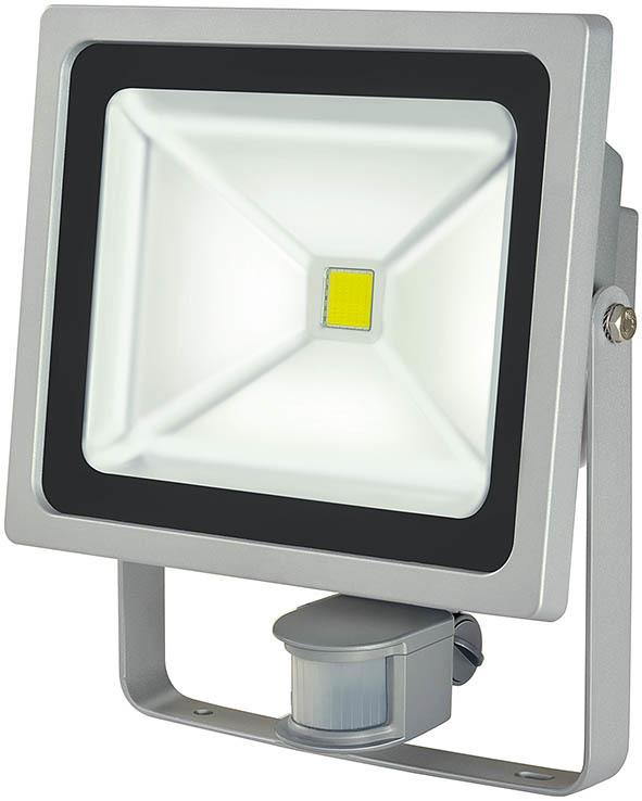 1171250502 Brennenstuhl Chip LED-Leuchte 50W IP44 mit Bewegungsmelder (Modern)