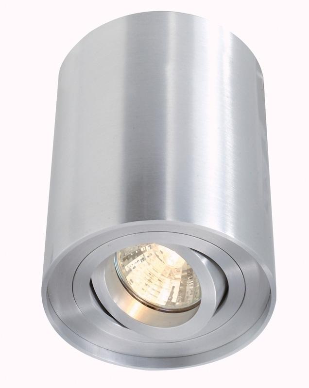 Deko-Light Downlight Bengala, Grau, Aluminium, 122416