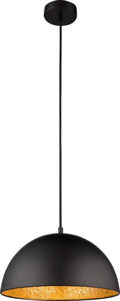 globo-pendelleuchte-okko-hl-schwarz-15166s