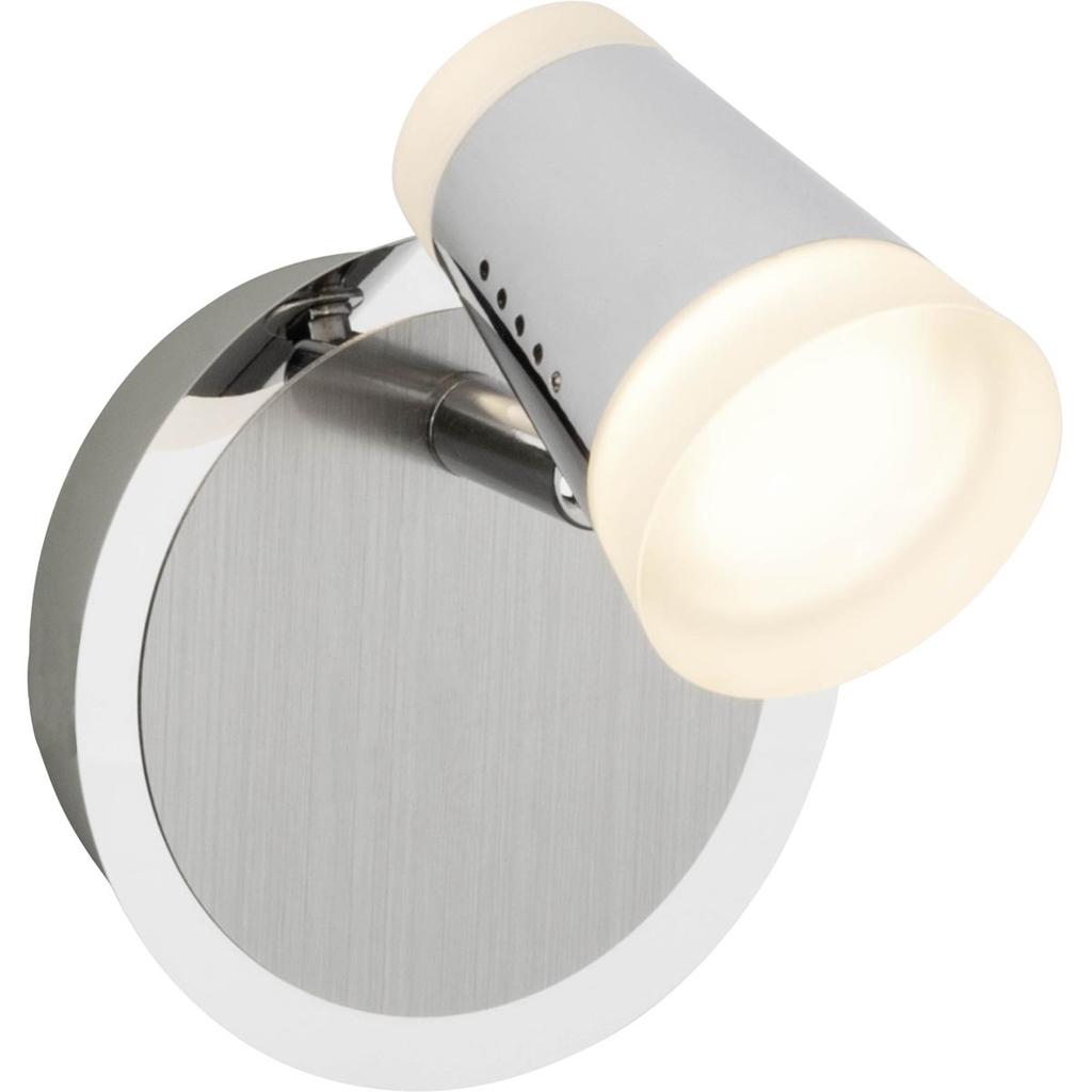 Brilliant LED Wandstrahler Stairs LED 4, Kunststoff/Metall, G15210/77 | Lampen > Strahler und Systeme > Strahler und Spots