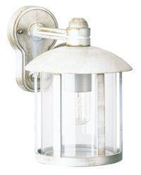 Albert Laterne Brostu Down, Gelb/transparent/weiß, Aluminium/Kunststoff, 671835 | Dekoration > Kerzen und Kerzenständer