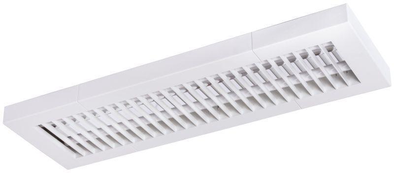 StarLicht LED Rasterleuchte LED Wand- Und Deckenleuchte Office DIM 60 White Neutralwhite, Weiß, 20500079