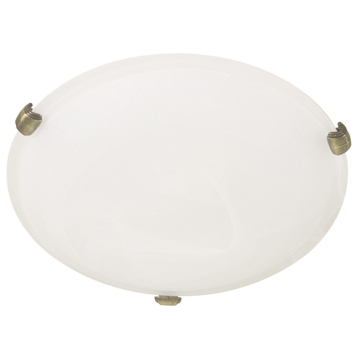 Steinhauer Ceiling And Wall Plaf. Glas, 2361BR