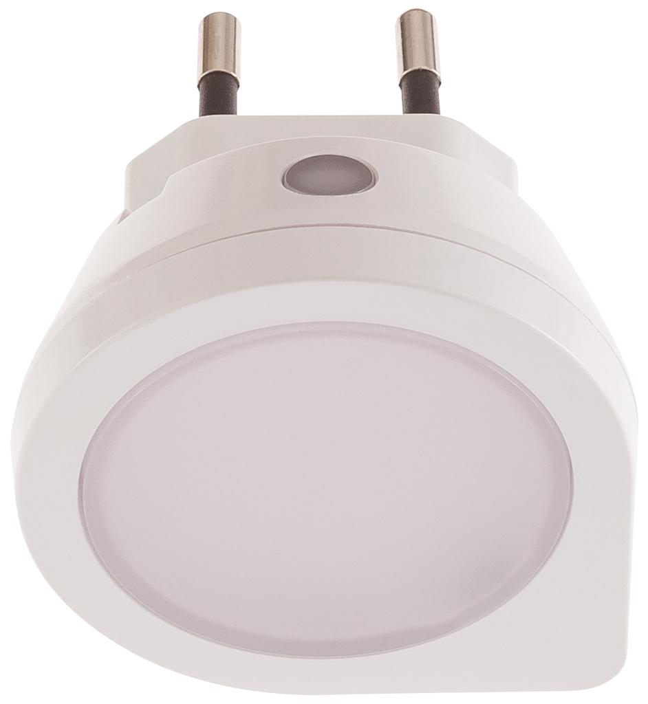 Müller Licht LED Steckdosenleuchte LED Nachtlicht APOLLO-LC 10 Box, Weiß, Kunststoff, 27700001