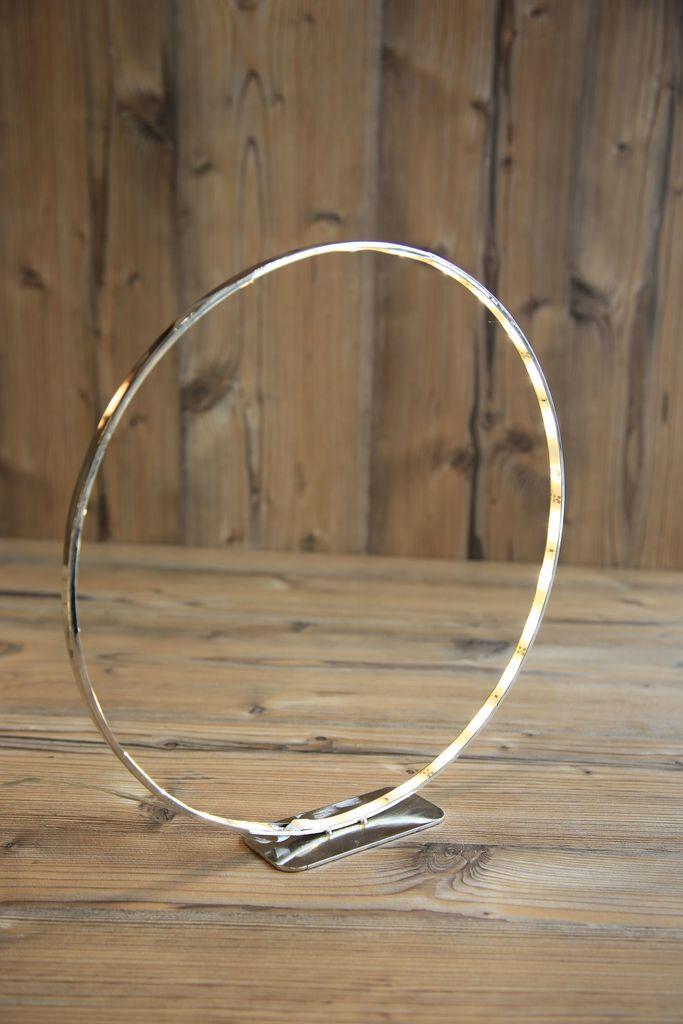 Globo LED Deckenleuchte Tischleuchte, Grau, 28210