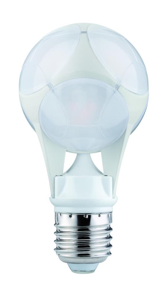 Paulmann LED AGL 360° 10W E27 230V Warmweiß, 282.22