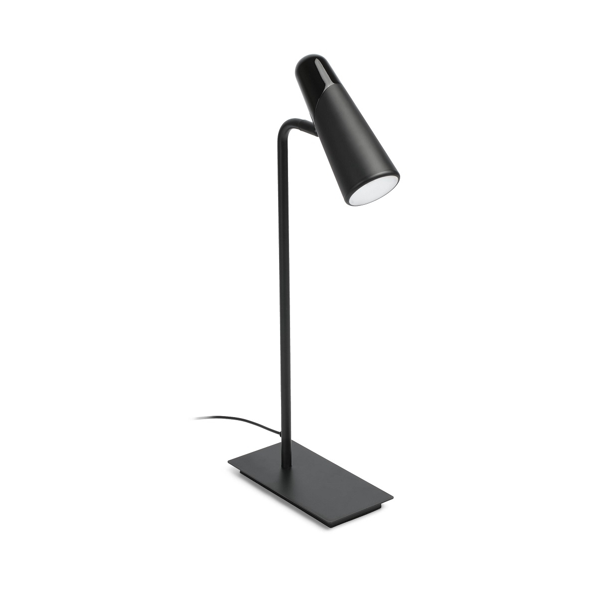 Faro LED Schreibtischleuchte Lao TL, Schwarz, 29047 | Lampen > Bürolampen > Schreibtischlampen | Schwarz