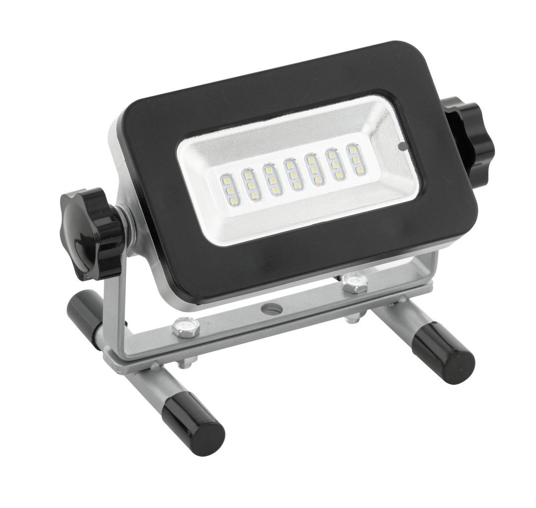 EGLO LED Außenstrahler Piera, Grau,schwarz, Bewegungsmelder, 32153