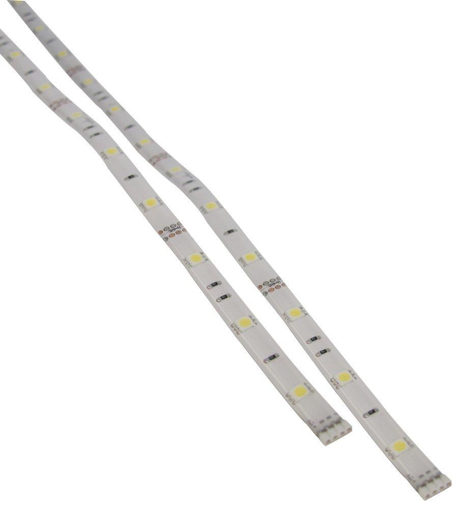 Heitronic LED Strip 3W, Weiß, Kunststoff, 38240