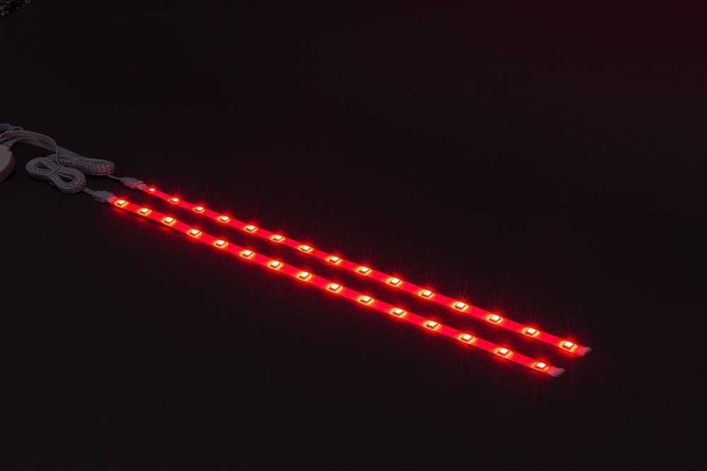 Heitronic LED Strip 3W, Weiß, Kunststoff, 38251