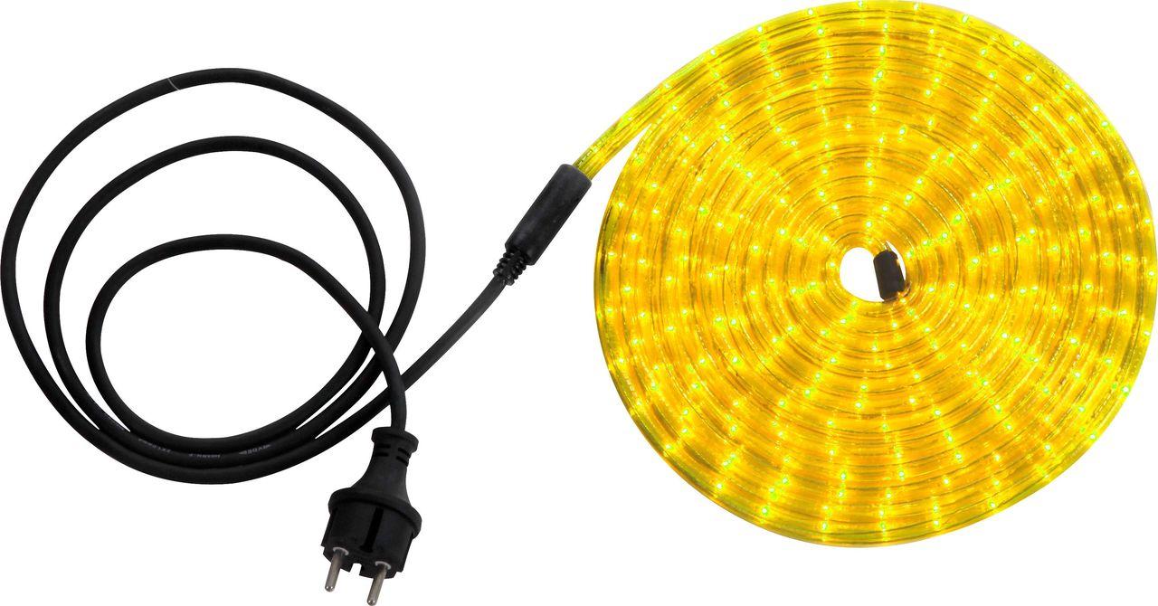Globo LED Lichtschlauch LIGHT TUBE Schlauch Transparent, Transparent, Kunststoff, 38965