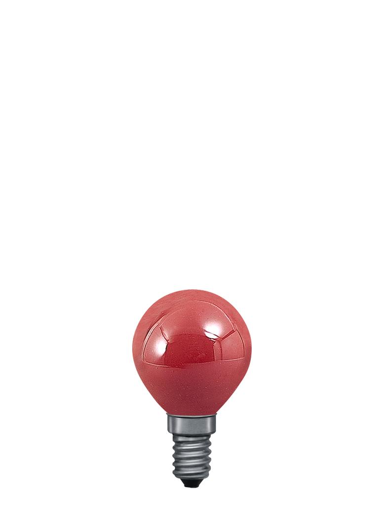 Paulmann E14 25W 4.5 Cm, Rot, 401.21