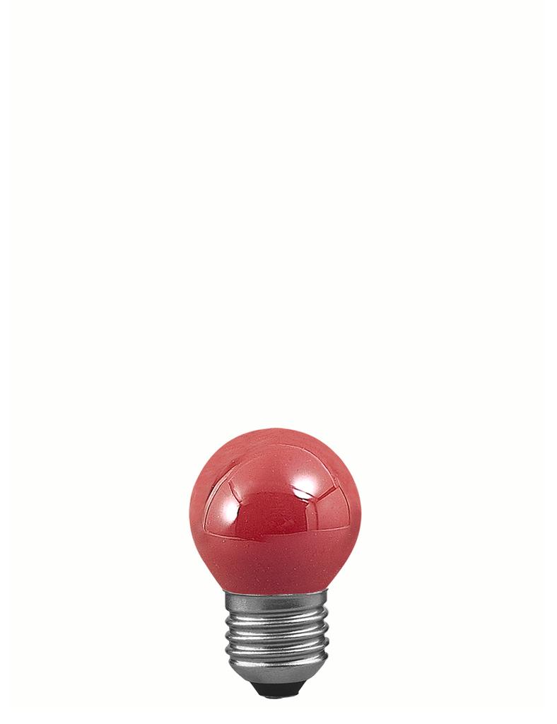 Paulmann E27 25W 4.5cm, Rot, 401.31