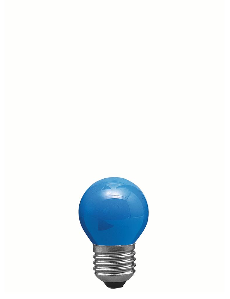 Paulmann E27 25W 4.5cm, Blau, 401.34