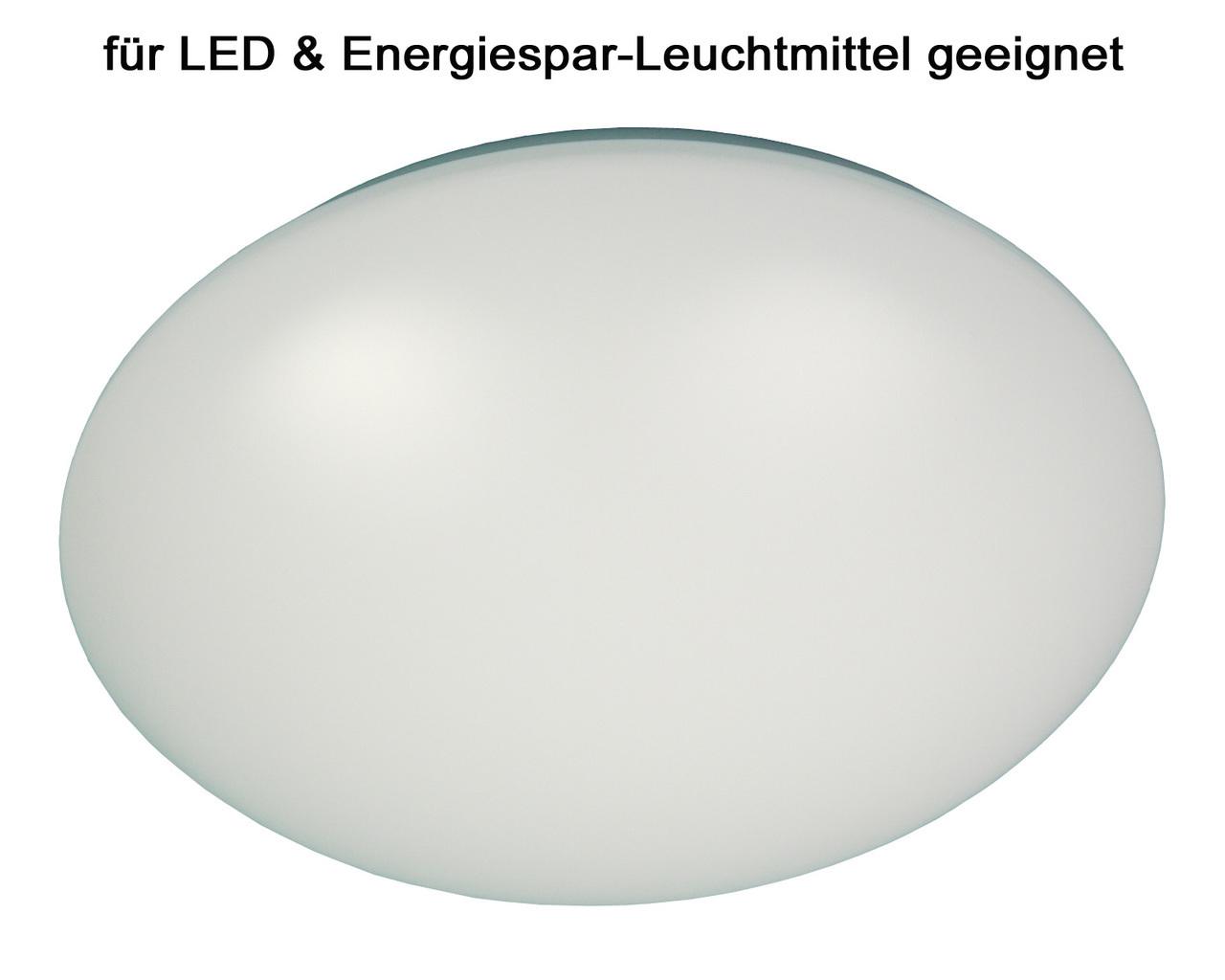 Niermann Kinderleuchte Deckenleuchte Kunststoff PMMA, Weiß, Kunststoff/Metall, 68036