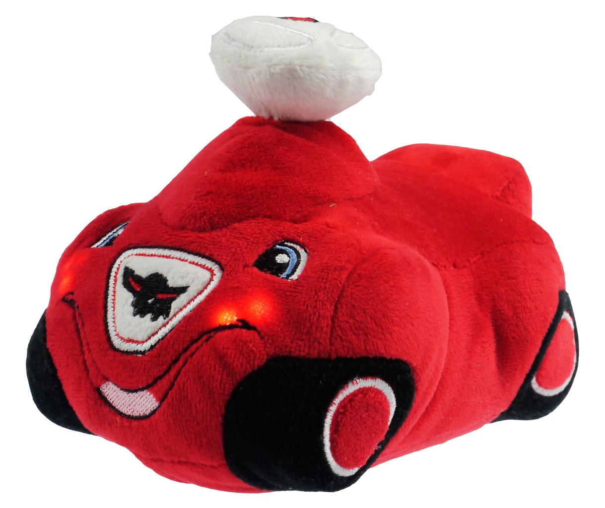 Niermann LED Kinderleuchte Nachtlicht Bobby Car, Rot, 80058
