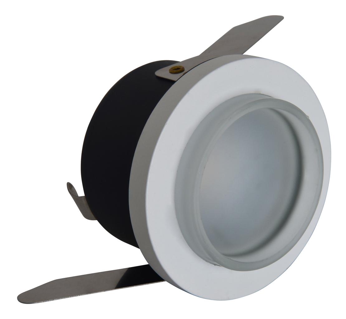 Näve LED Außenwandeinbauleuchte LED Einbauspot, Weiß, 4082426 | Lampen > Strahler und Systeme > Möbelaufbaustrahler | Weiß