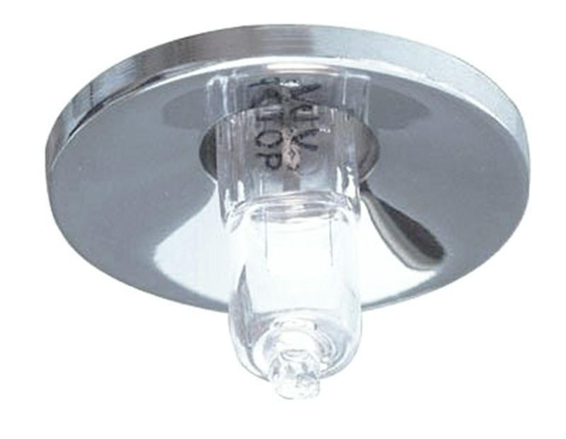 Deko-Light Einbauleuchte Deckeneinbauring, Silber, Aluminium, 448012