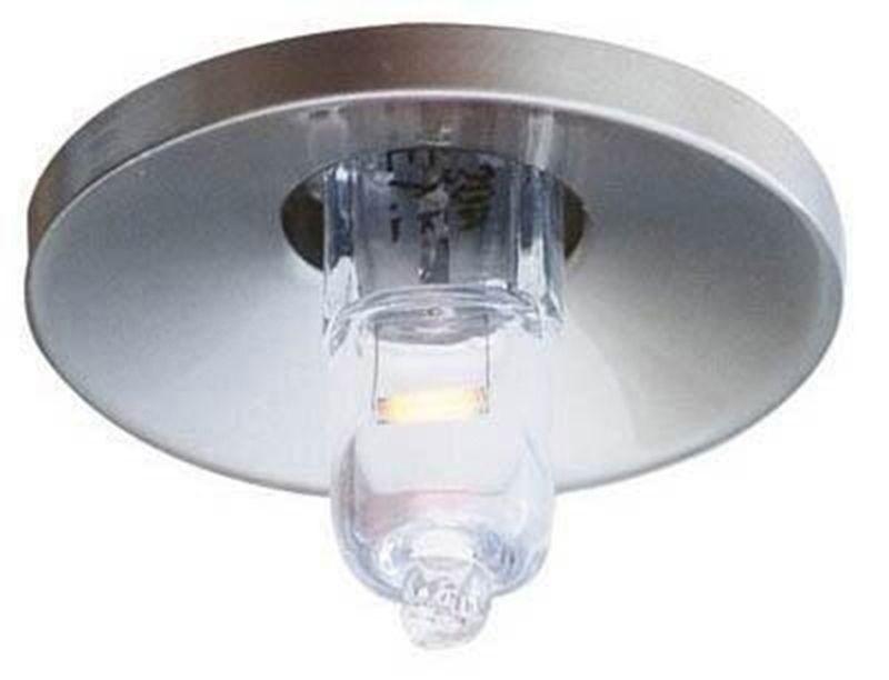 Deko-Light Einbauleuchte Deckeneinbauring, Silber, Aluminium, 448014