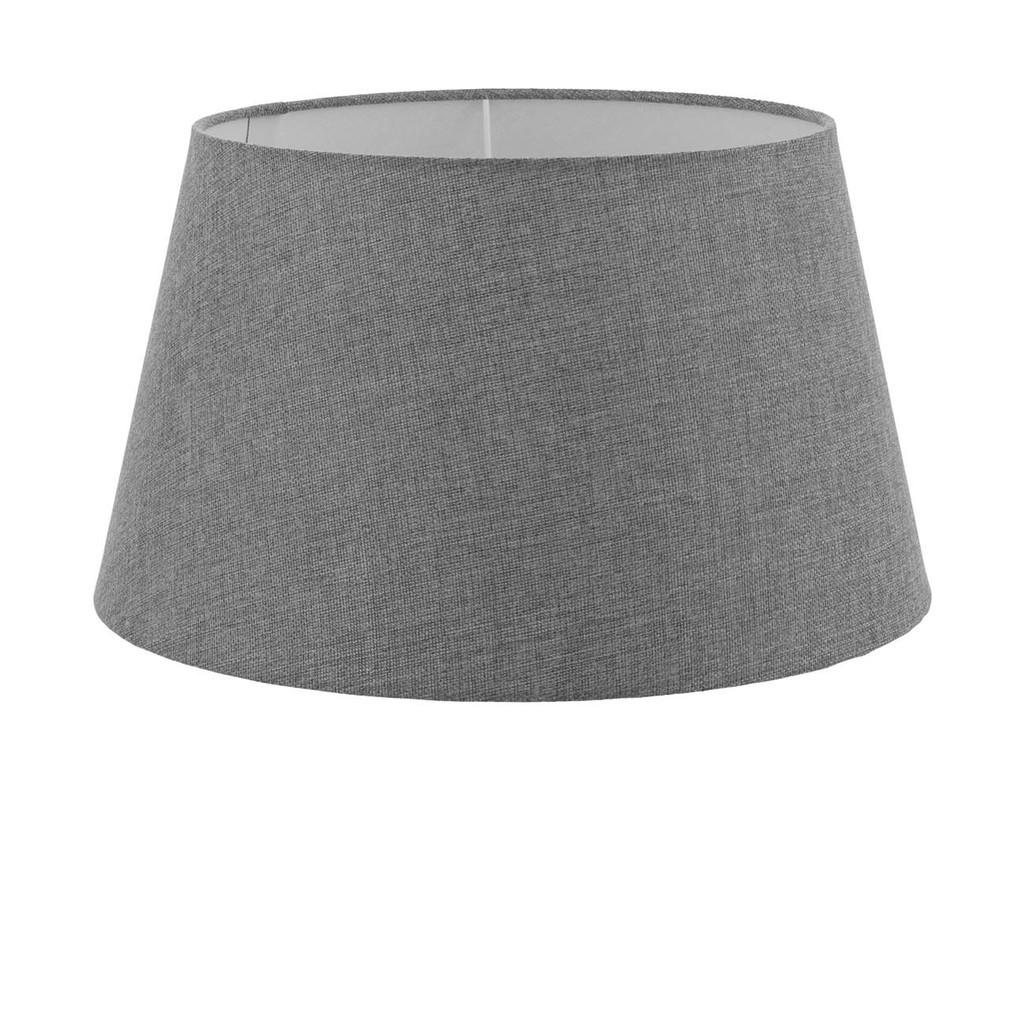EGLO Lampenschirm 1+1 Vintage, Grau, Stoff, 49575 | Lampen > Lampenschirme und Füsse | Grau | Stoff