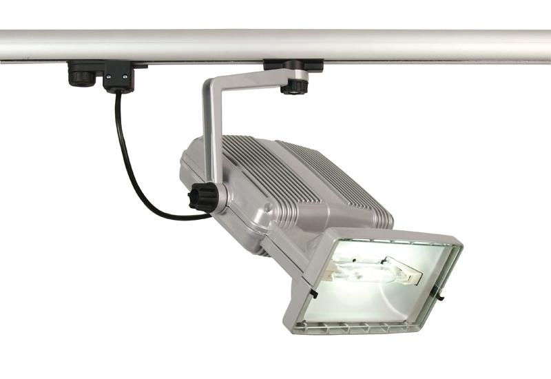 Deko-Light Stromschienensystem HIT-TS, Metallisch,transparent, Aluminium/Glas, Bewegungsmelder, 503056