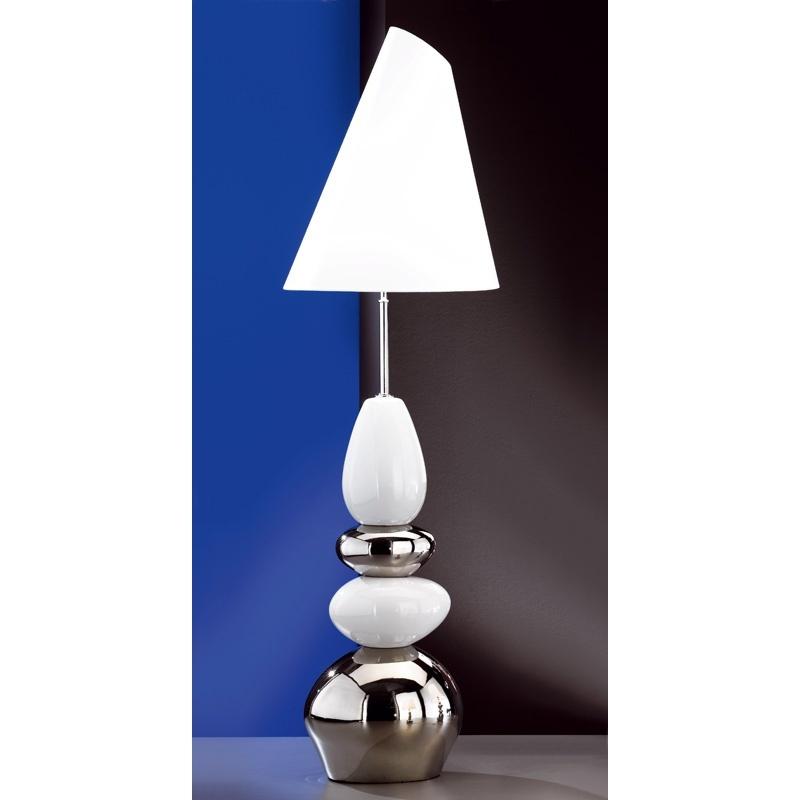 Honsel Stone, Chrom/weiß, 57081