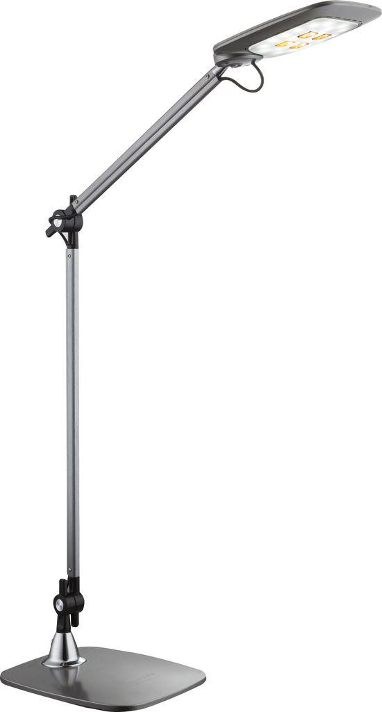 globo-led-leseleuchte-pattaya-tischleuchte-grau-metallisch-58272