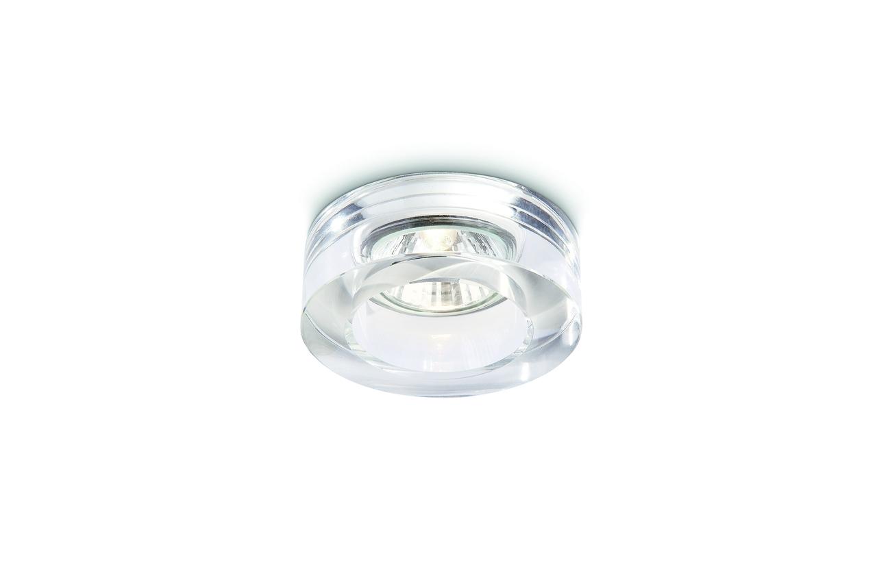 Philips Deckenleuchte MYL Ara Einbauspot Klar/transparent 1x35W, Transparent, Glas, 595156016