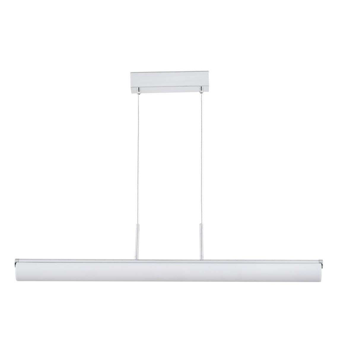 Faro LED Pendelleuchte Luce PL, Weiß, Aluminium/Kunststoff, 64176 | Lampen > Deckenleuchten > Pendelleuchten | Weiß