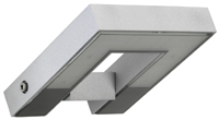 Albert LED Außenwandleuchte Svennano, Metallisch, Aluminium, 690219 | Lampen > Aussenlampen > Wandleuchten | Metallisch | Aluminium