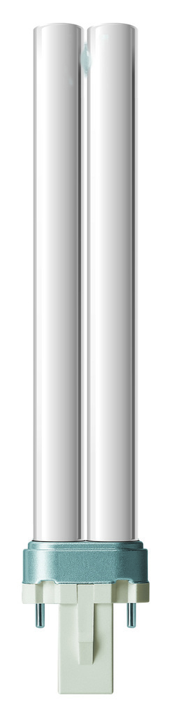 Philips Energiesparlampe PL-S 2-Pin, Weiß, 7031...