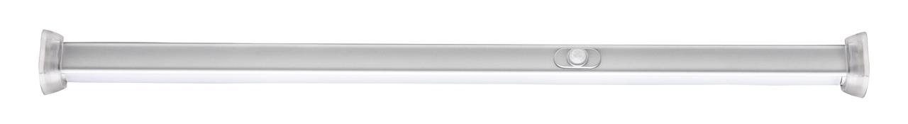 Paulmann LED Schrankleuchte DressLight, Metallisch,weiß, Aluminium/Kunststoff, 704.03