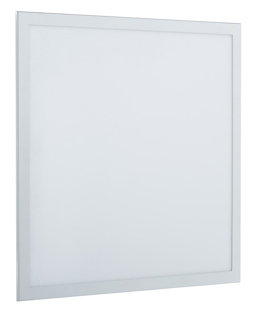Paulmann LED Möbelleuchte Funtion Lumix Panel Extension Diffuse 50x50 Cm 11, Weiß, Aluminium/Glas, 708.12