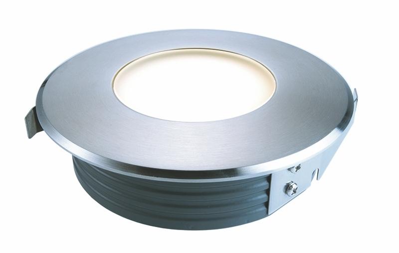 Deko-Light LED Bodeneinbaustrahler Boden-EBL, Silber, Edelstahl, 730336 | Lampen > Strahler und Systeme > Einbaustrahler