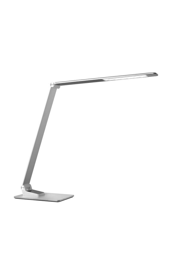Sompex LED Schreibtischleuchte Uli 2, Grau, Metall, 79013 | Lampen | Grau | Metall