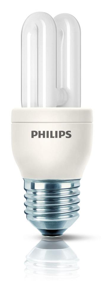 Philips Energiesparlampe Genie, 80117310