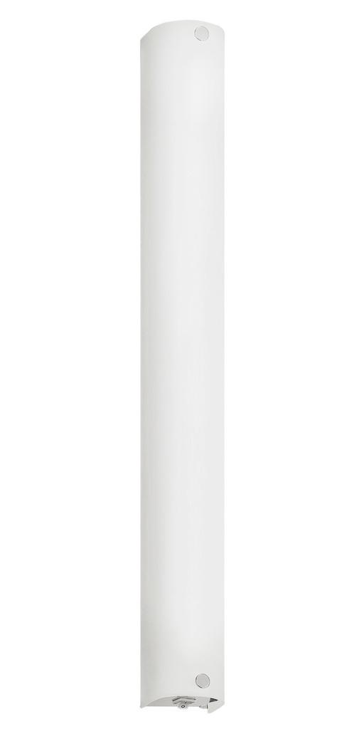 EGLO Spiegelleuchte Mono, Weiß, Metall, 85339