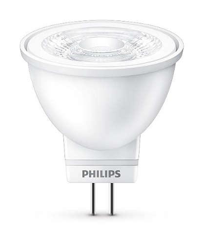 Philips LED GU4 (MR11) 2, Transparent, Kunststoff, 871869670866801