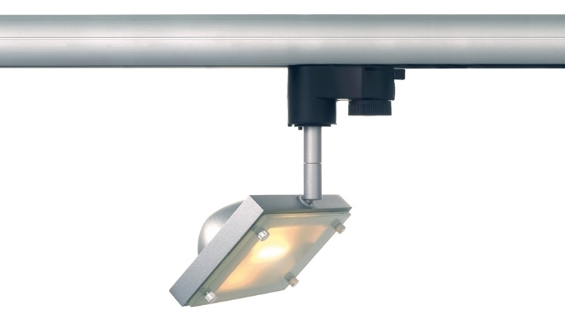 Deko-Light Stromschienensystem Ovallight, Metallisch,transparent, Aluminium/Glas, 900035