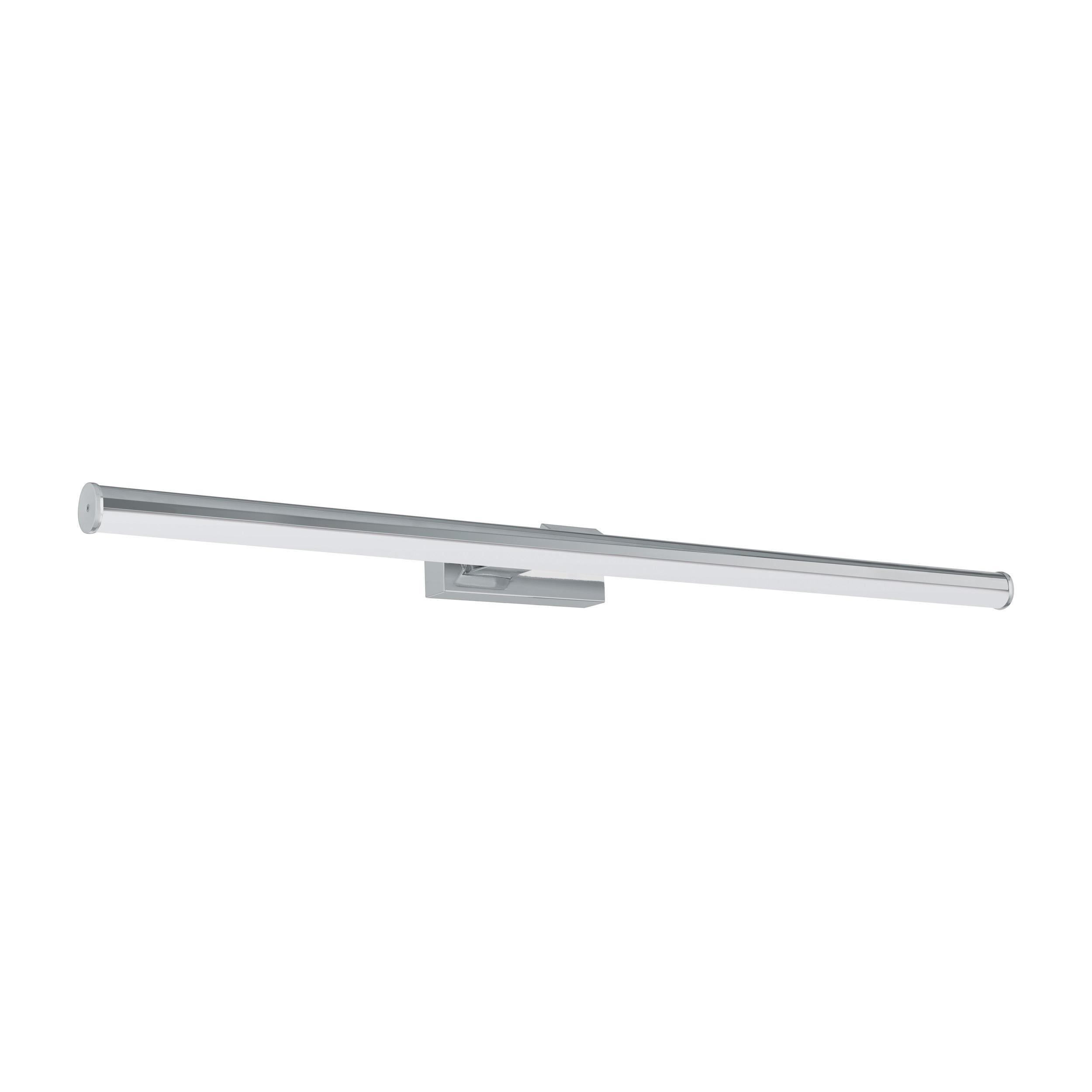EGLO LED Spiegelleuchte LED-SPIEGELL.L-780 CHROM-WEISS VADUMI, Chrom/weiß, Kunststoff, 97083 | Lampen > Badlampen | Chrom - Weiss | Kunststoff