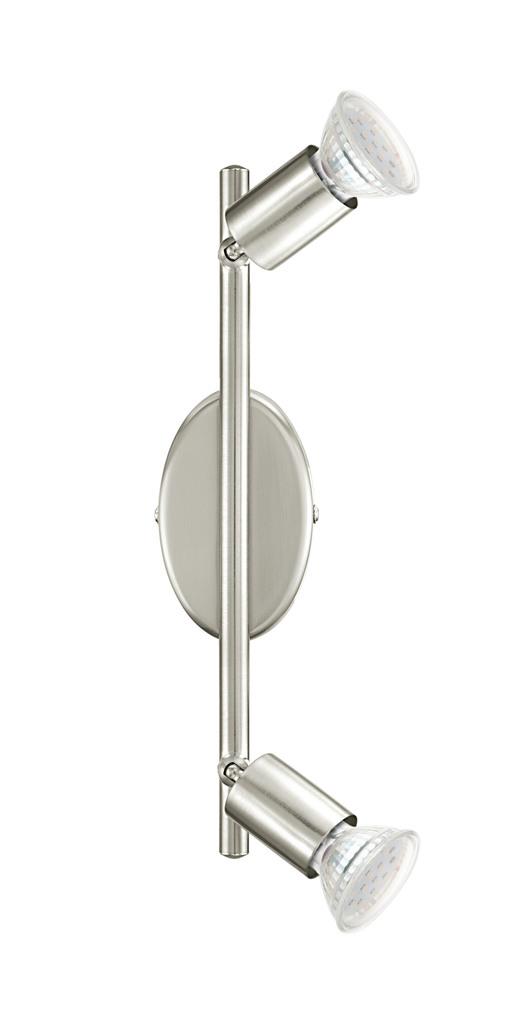 EGLO LED Deckenstrahler Buzz-LED, Metallisch, M...