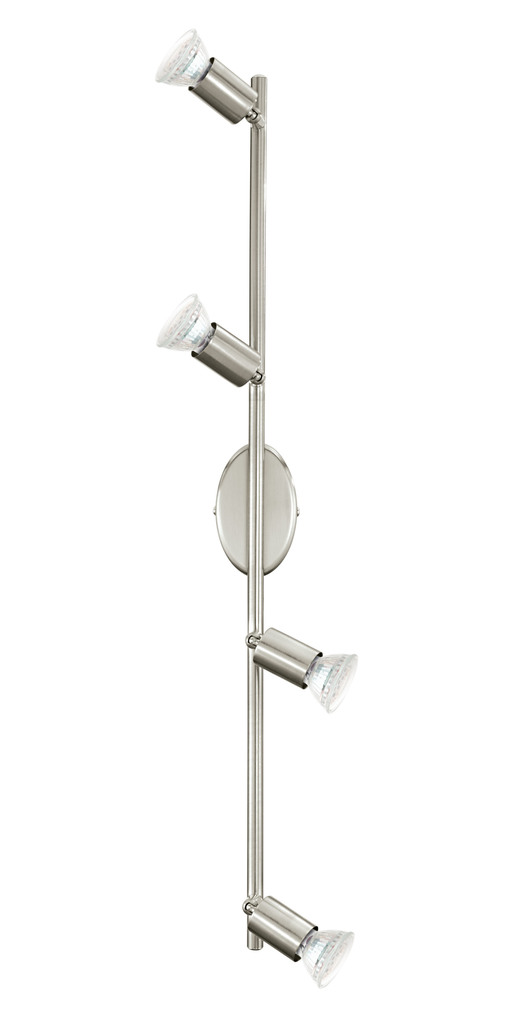 EGLO LED Strahlerbalken Buzz-LED, Metallisch, M...