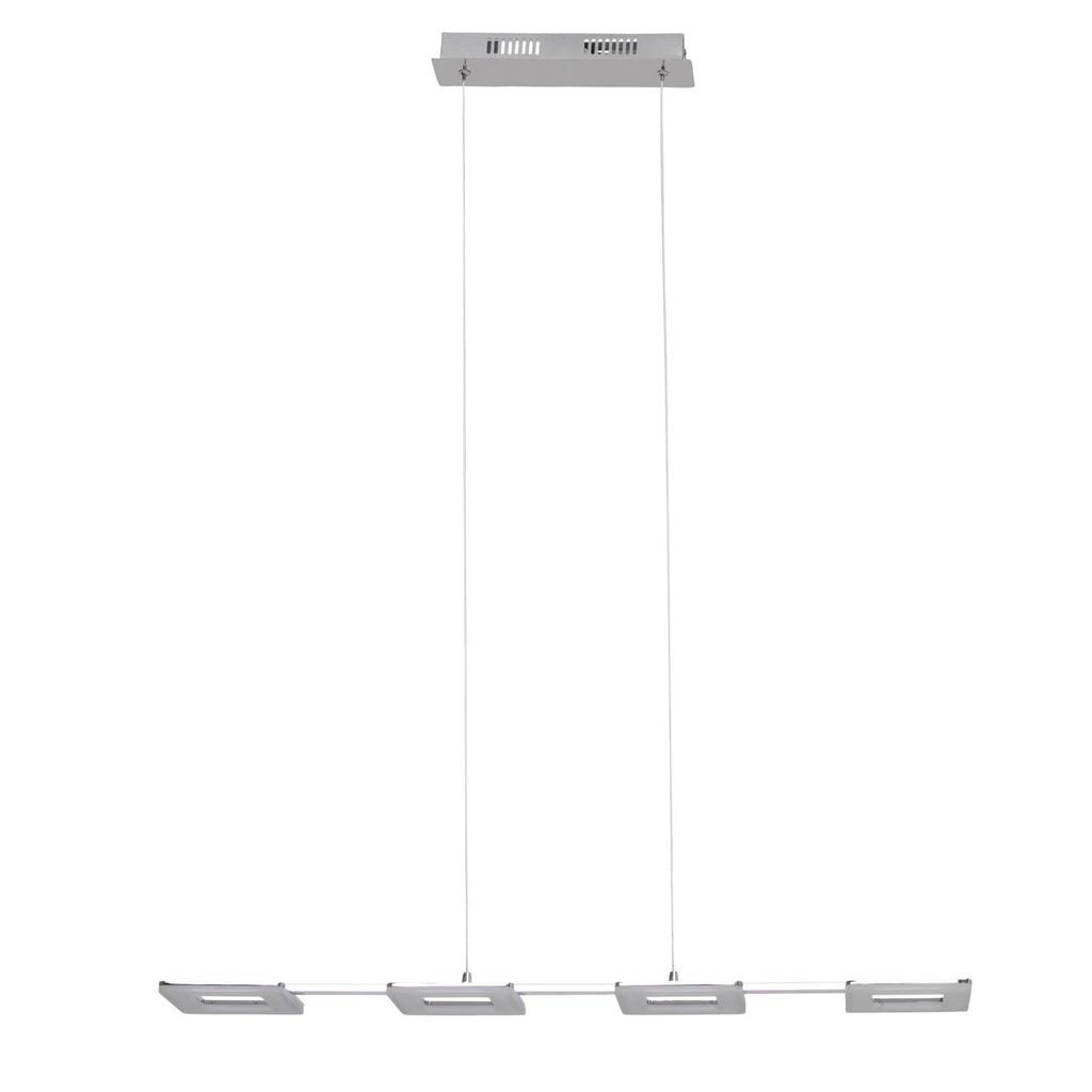 Brilliant LED Pendelleuchte Gate LED 25, Kunststoff/Metall, G93507/15